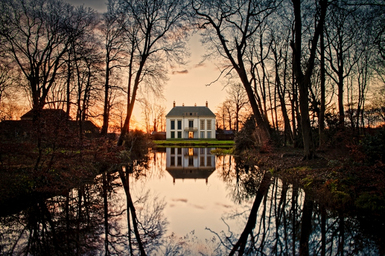 Nijenburg estate, Heiloo, Netherlands by Allard Schager