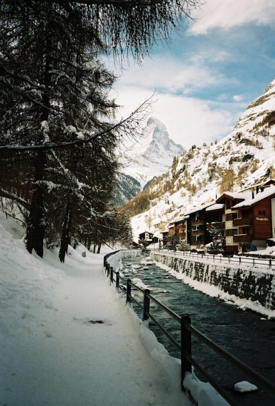 Zermatt, Switzerland by Joana Salta